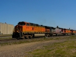 BNSF 901 & BNSF 4613